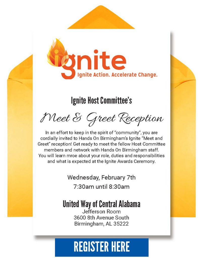 Ignite Host Commitee Meet And Greet United Way Of Central Alabama
