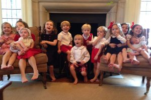 Drennen grandchildren photo - 2015
